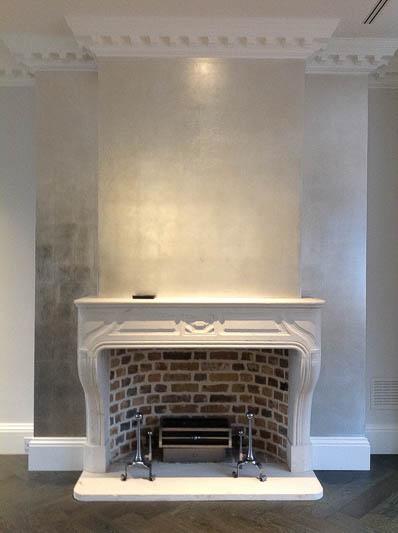 Joanne Poulton Specialist Decorator London Gilding
